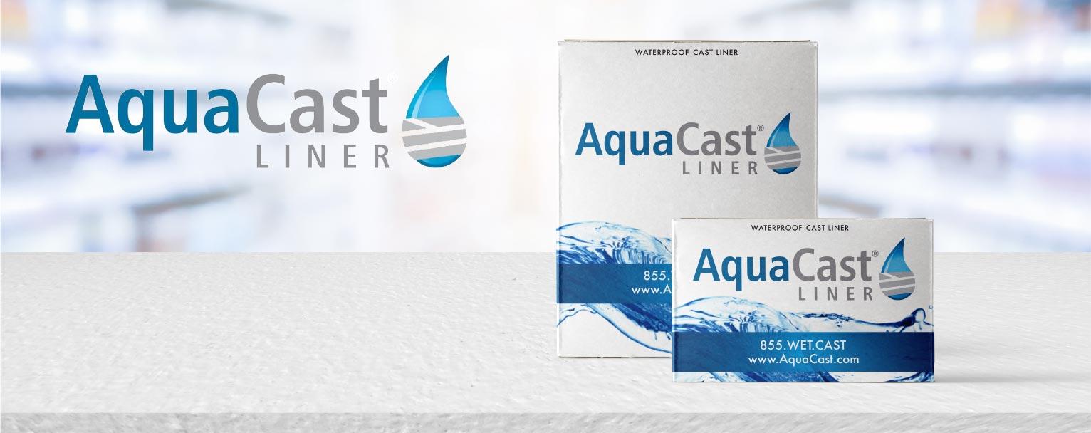 Aquacast slide