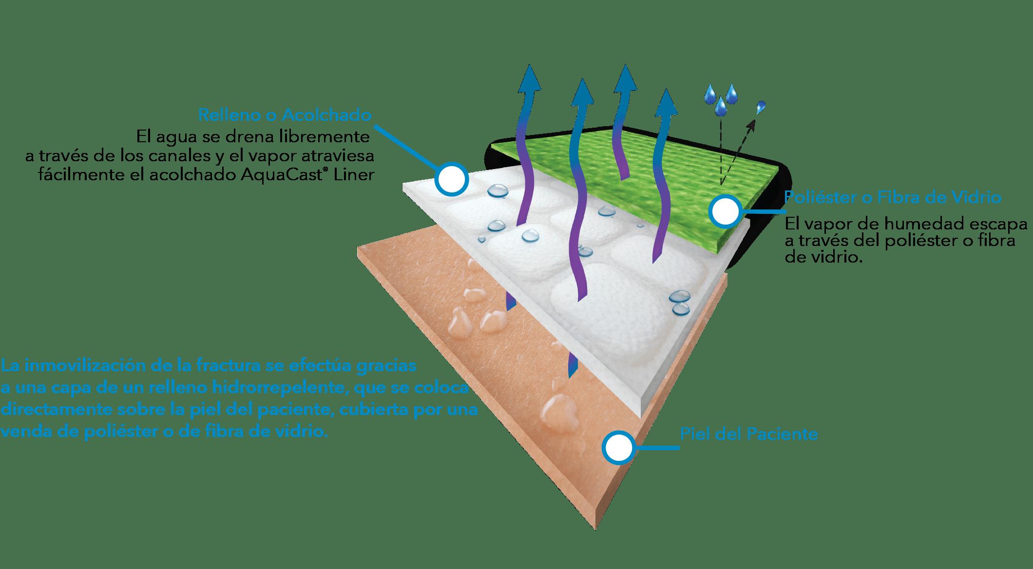 Aquacast esquema